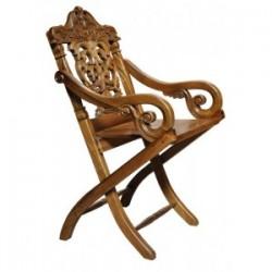 ÜCRETSİZ KARGO - Kollu Sandalye - Katlanır Sandalye