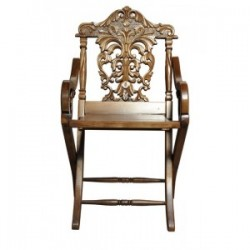 Kollu Sandalye - Katlanır Sandalye - Thumbnail