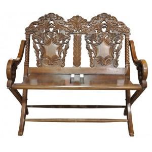 Çift Kişilik Salon Sandalyesi (Katlanır)